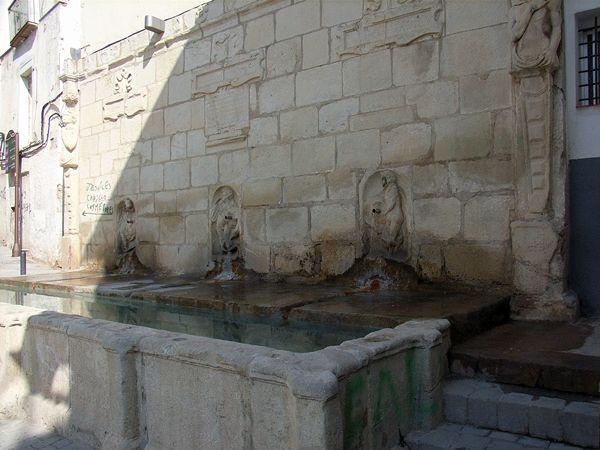 Fuente de las Caños